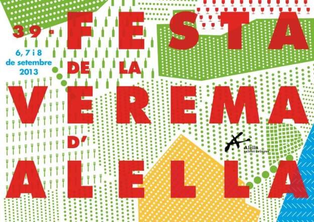 Festa de la Verema Alella 2013