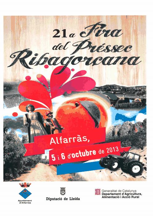 XXIa Fira del Préssec Ribagorçana - Alfarràs