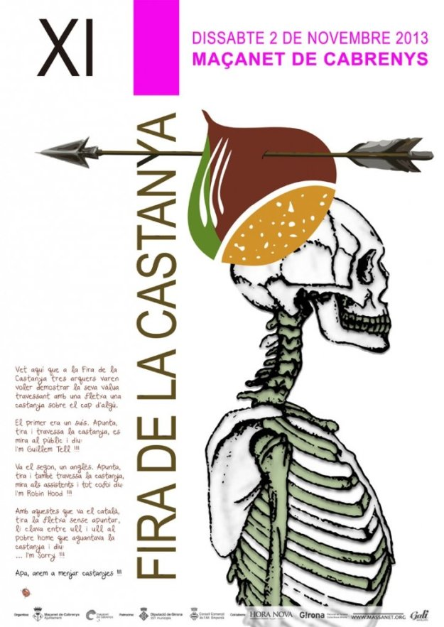 11a Fira de la Castanya Maçanet de Cabrenys