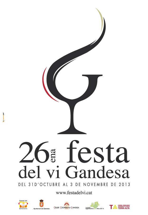 26a Festa del Vi i Jornades Gastronòmiques Gandesa 2013