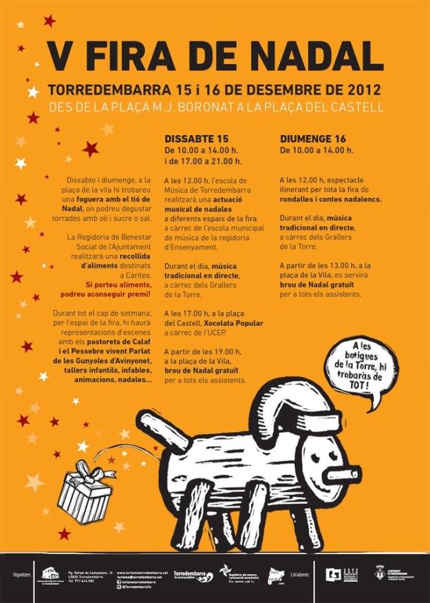 Va Fira de Nadal - Torredembarra 2012