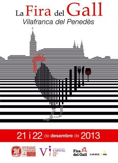 Fira del Gall Vilafranca del Penedès 2013