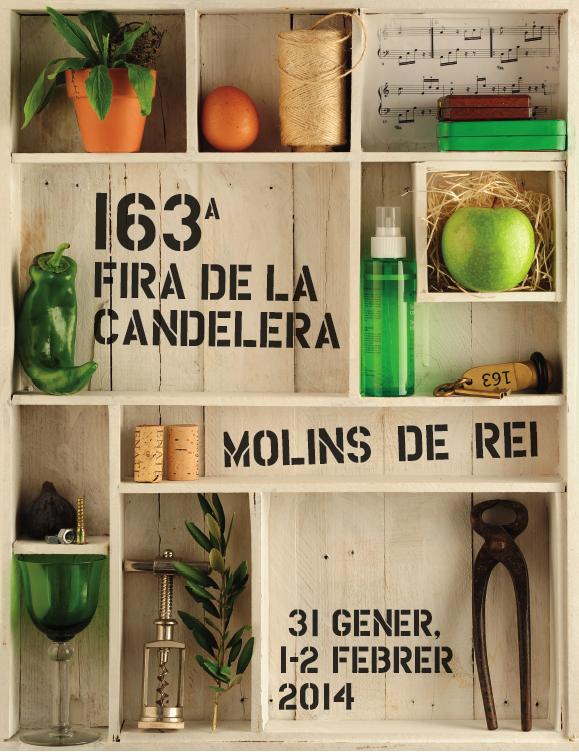 163a Fira de la Candelera Molins de Rei 2014