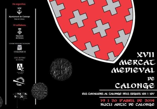 17è Mercat Medieval Calonge 2014