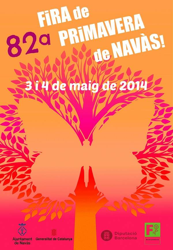 82a Fira de Primavera Navàs 2014
