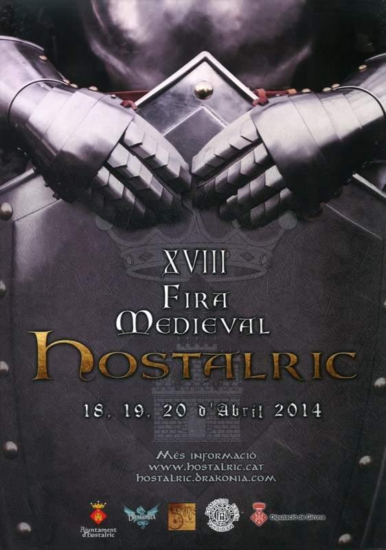 XVIIIa Fira Medieval Hostalric 2014
