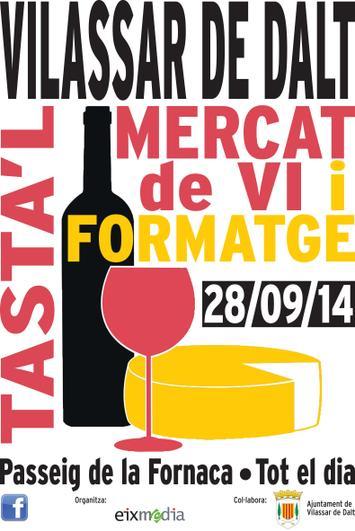 Mercat del Vi i el Formatge Vilassar de Dalt 2014