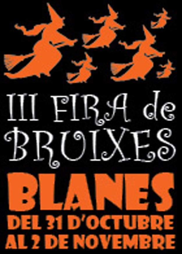 IIIa Fira de les Bruixes Blanes 2014