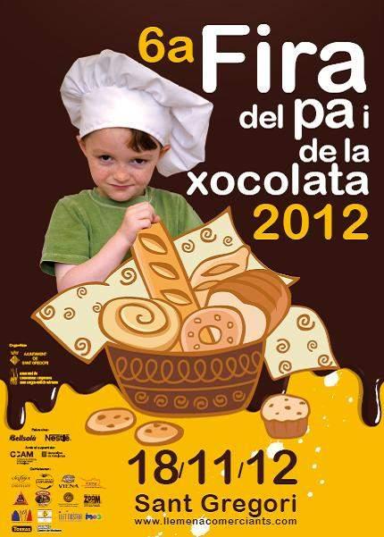 6a Fira del Pa i de la Xocolata - Sant Gregori