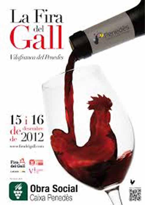 fira del gall vilafranca 2012