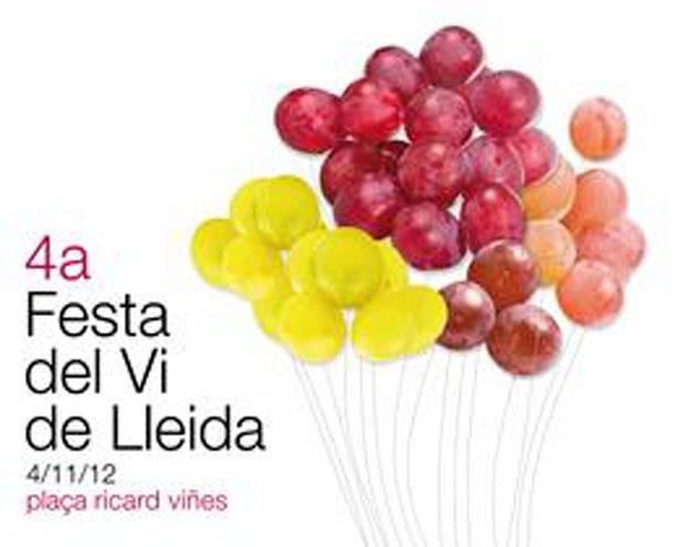 IV Festa del Vi de Lleida 2012