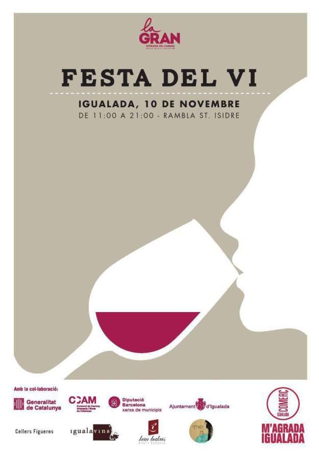 La Gran Festa del Vi - Igualada 10 de Novembre del 2012