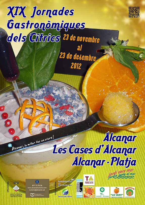 XIX Jornades Gastronòmiques – Alcanar 2012