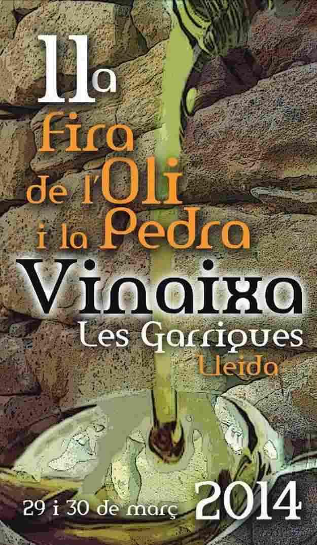 11a Fira de l'Oli i la Pedra Vinaixa 2014
