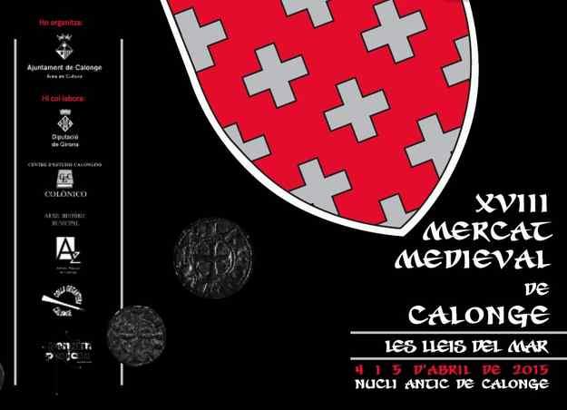 18è Mercat Medieval – Calonge 2015