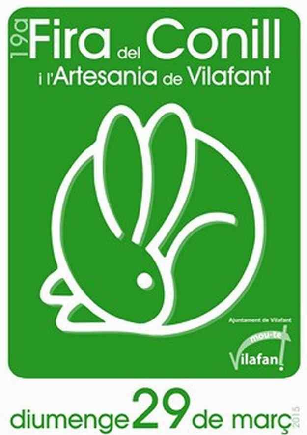 19a Fira del Conill i Fira de l'Artesania – Vilafant 2015