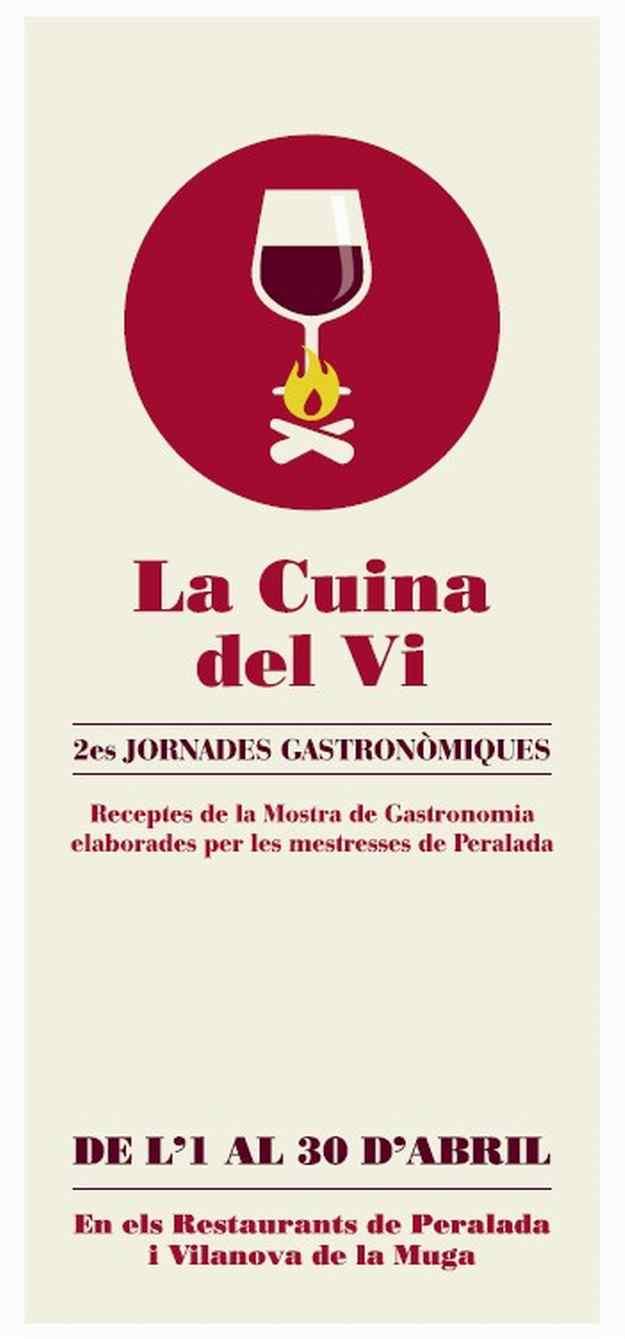 2es Jornades Gastronòmiques Cuina del Vi - Peralada 2015