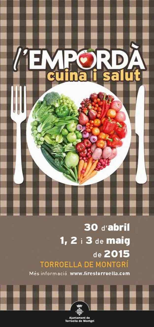 Fira Empordà, cuina i salut - Torroella de Montgrí 2015