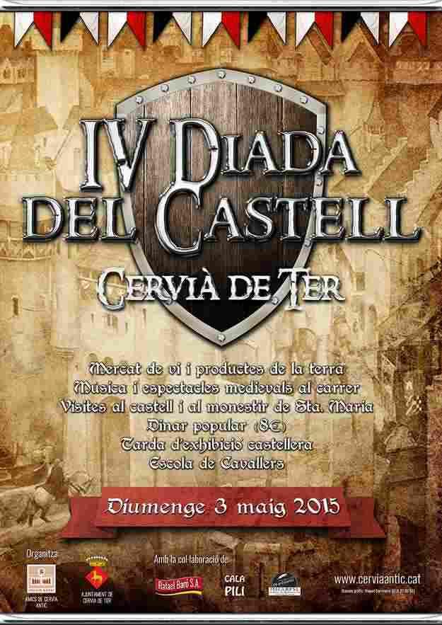 IV Diada del Castell Cervià de Ter 2015