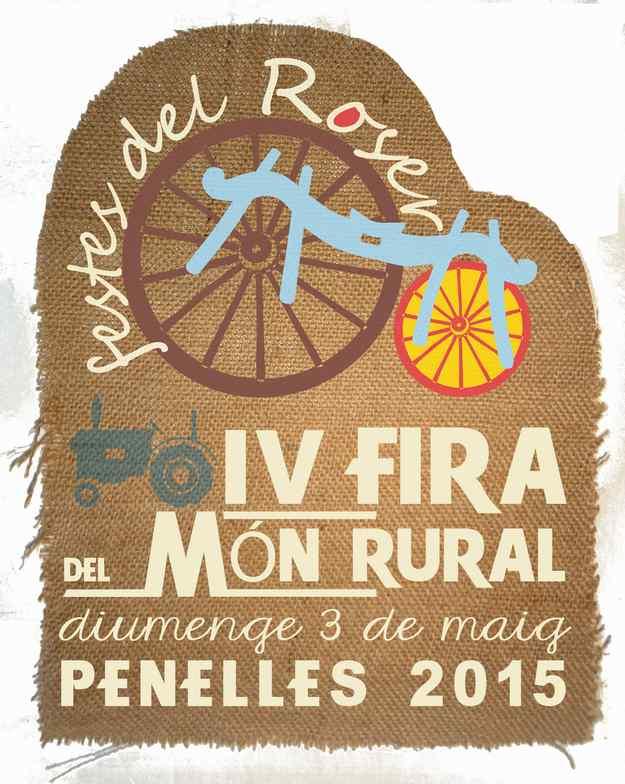 IV Fira del Món Rural Penelles 2015