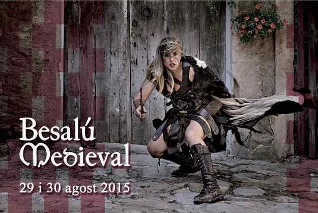 Besalú Medieval 2015