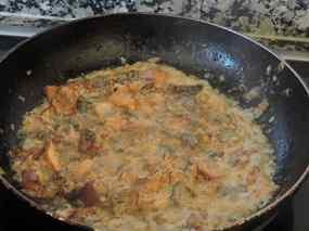 Carxofes farcides amb bolets i gorgonzola 02