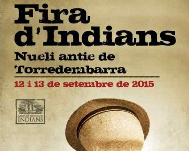 Fira d'Indians Torredembarra 2015