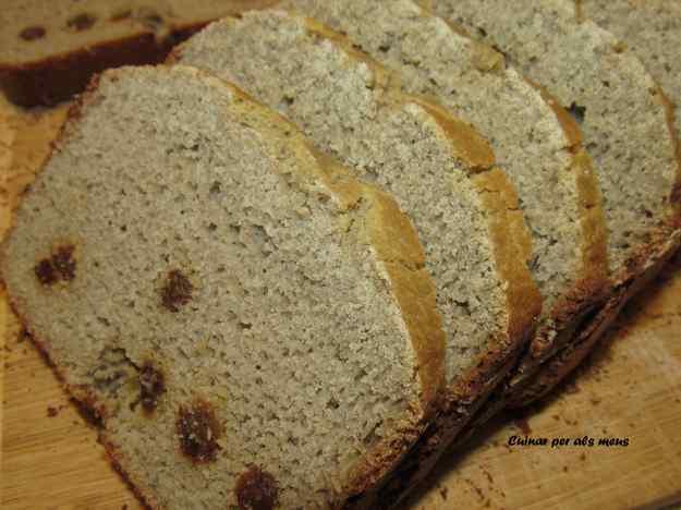 Pa de farina de blat sarraí