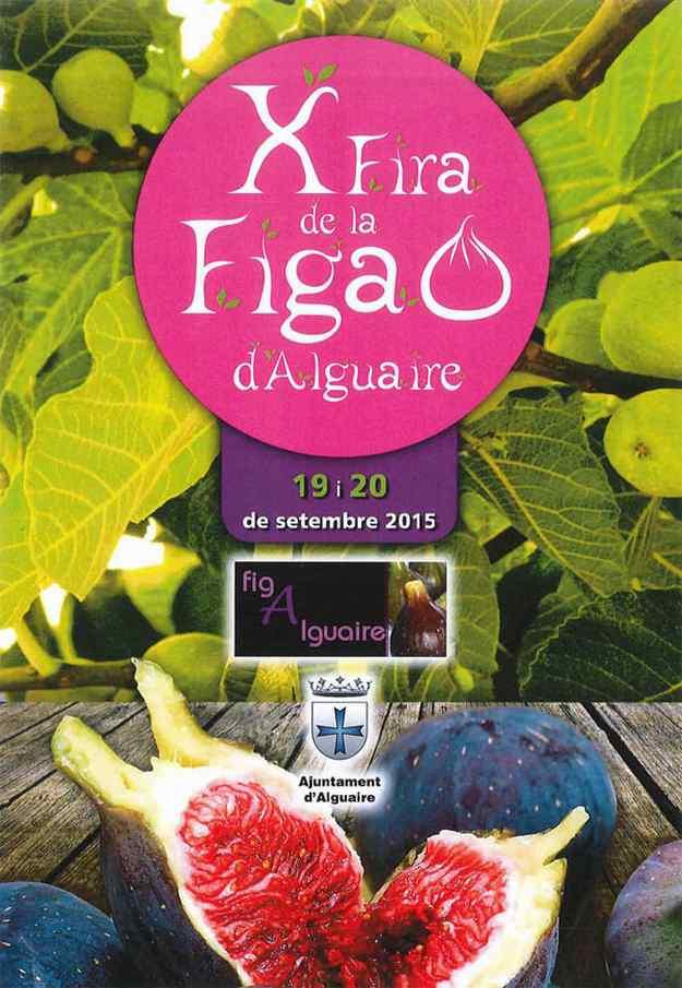 IXa Fira de la Figa – Alguaire 2015