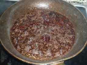 Magret d'ànec amb salsa de Porto 06