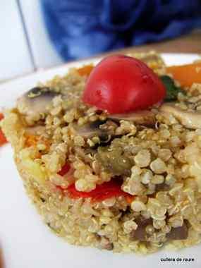 Quinoa amb verdures 02