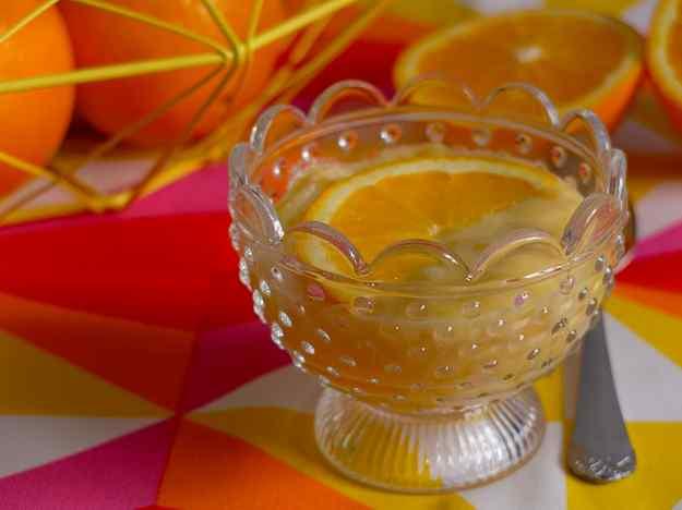 Crema de taronja