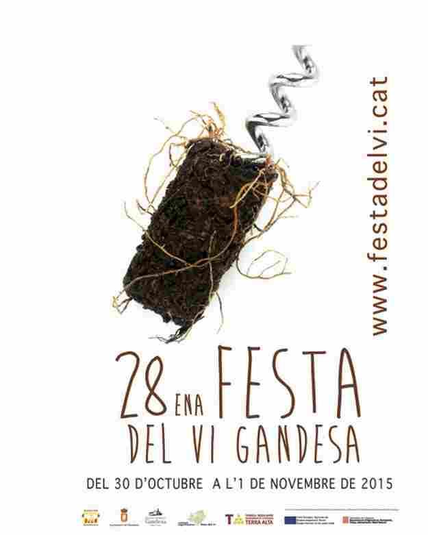 28a Festa del Vi Gandesa 2015
