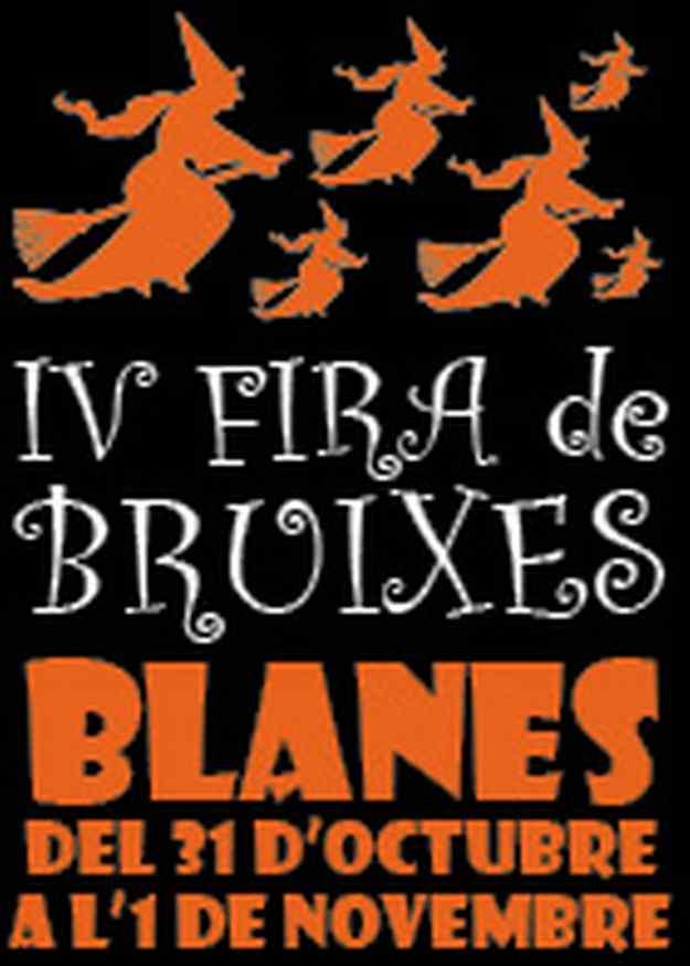 IVa Fira de les Bruixes Blanes 2015