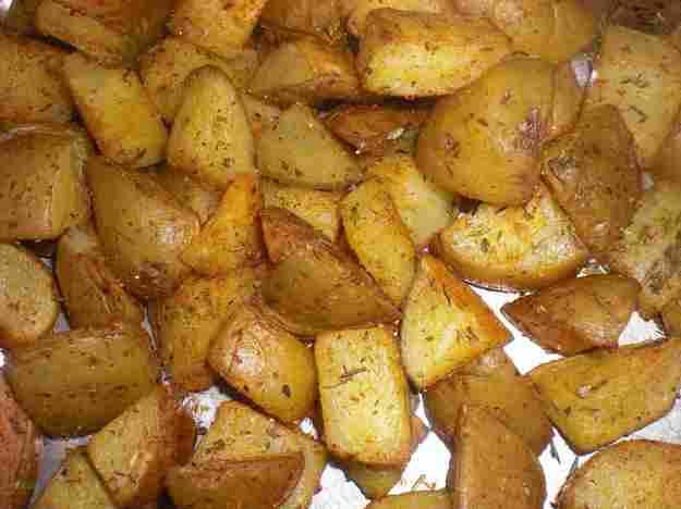 Patates fàcils al forn