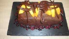 CAKE DE XOCOLATA I PRESSEC CARAMALIZAT 05