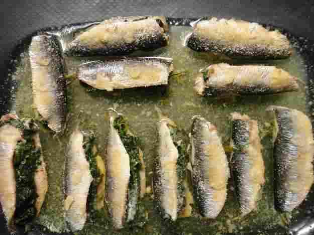 Sardines farcides d´espinacs (155/164)