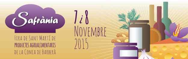 8a Fira de Sant Martí 2Safrània – Montblanc 2015