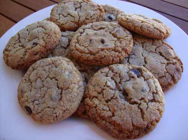 Cookies de xocolata