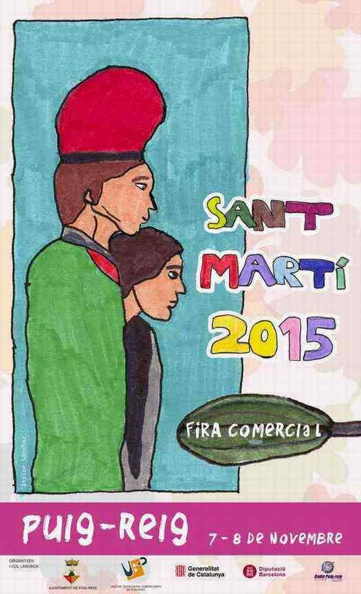 Fira de Sant Martí Puig-reig 2015