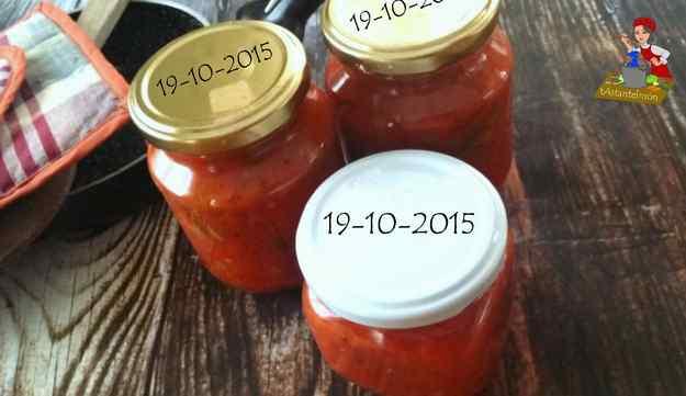 Sofregit de tomata i pimentó