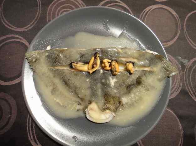 Turbó al forn amb musclus (107/164)