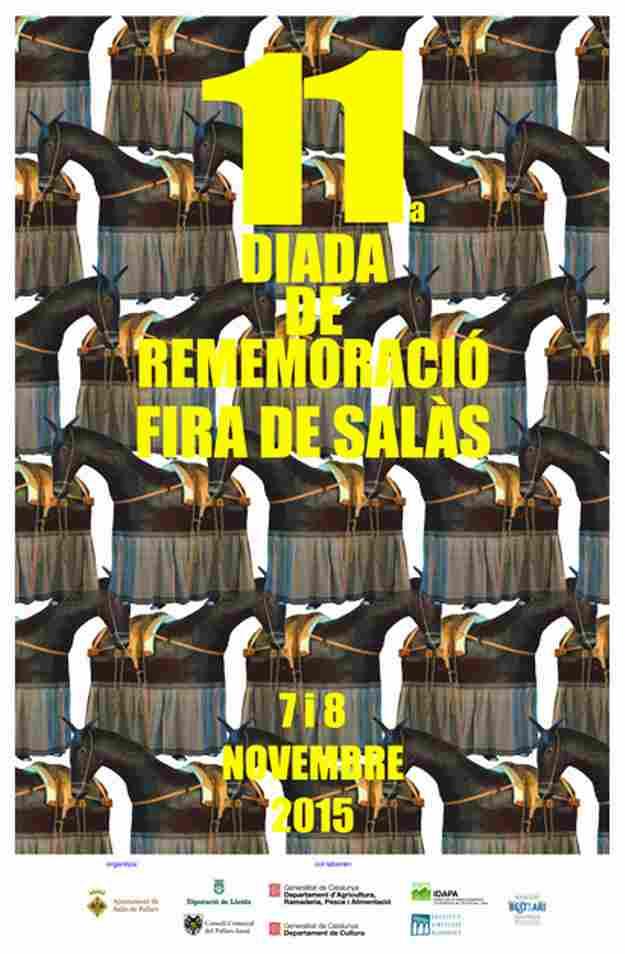 XIa Diada de rememoració de la Fira de Salàs – Salàs de Pallars 2015