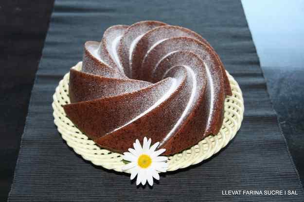 BUNDT CAKE DE XOCOLATA