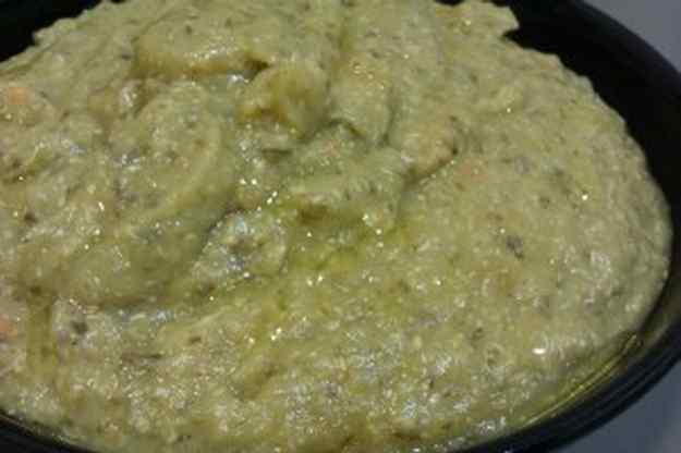 Crema de pèsols i quinoa
