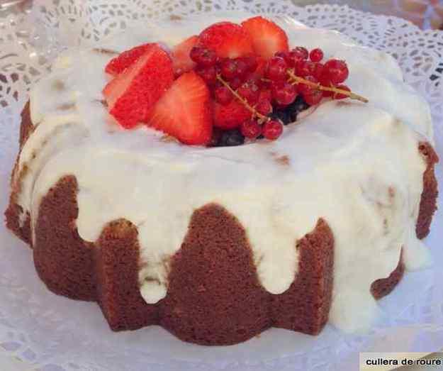 Bundt cake , amb orenga 02