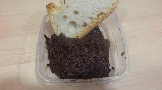 NUTELA SENSE SUCRE (THERMOMIX)