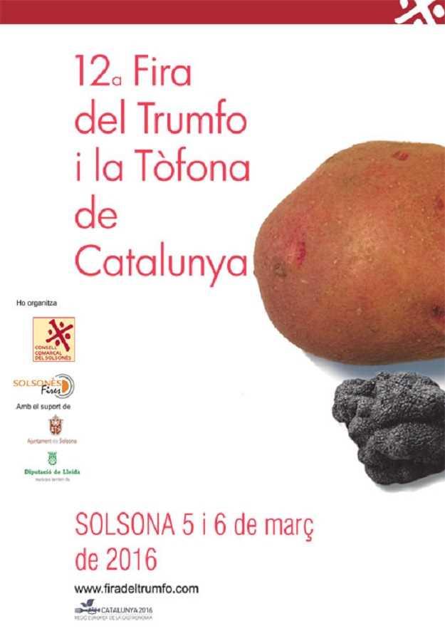 12a Fira del Trumfo i la Tòfona - Solsona