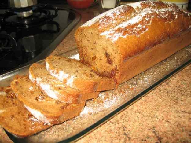 Plum Cake de Reis