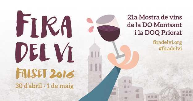 21a Fira del Vi de les DO's de la Comarca del Priorat – Falset 2016